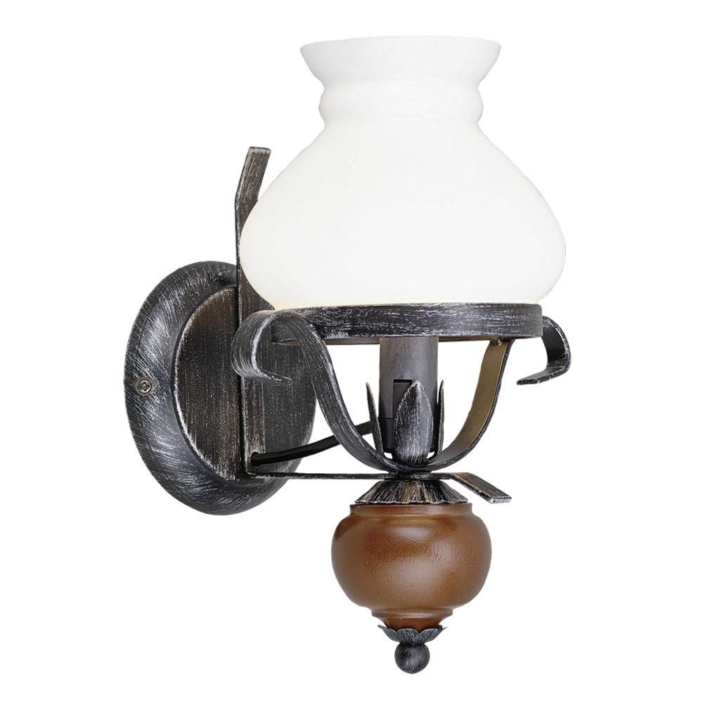 Complete wandlamp Rustic