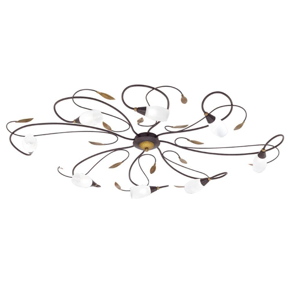 Eglo Antieke Plafondlamp Gerbera 1 Eglo 90698