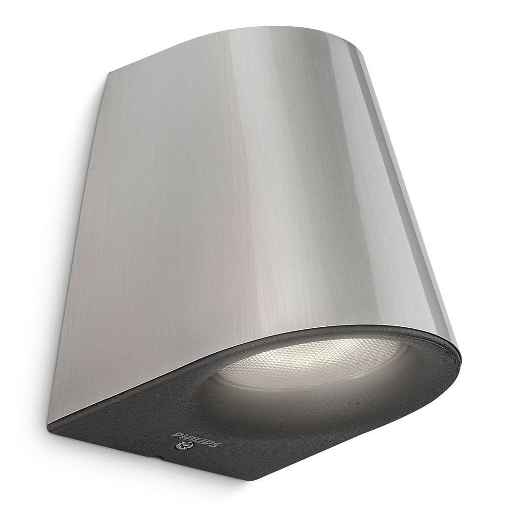 Philips myGarden Virga Wandlamp Inox