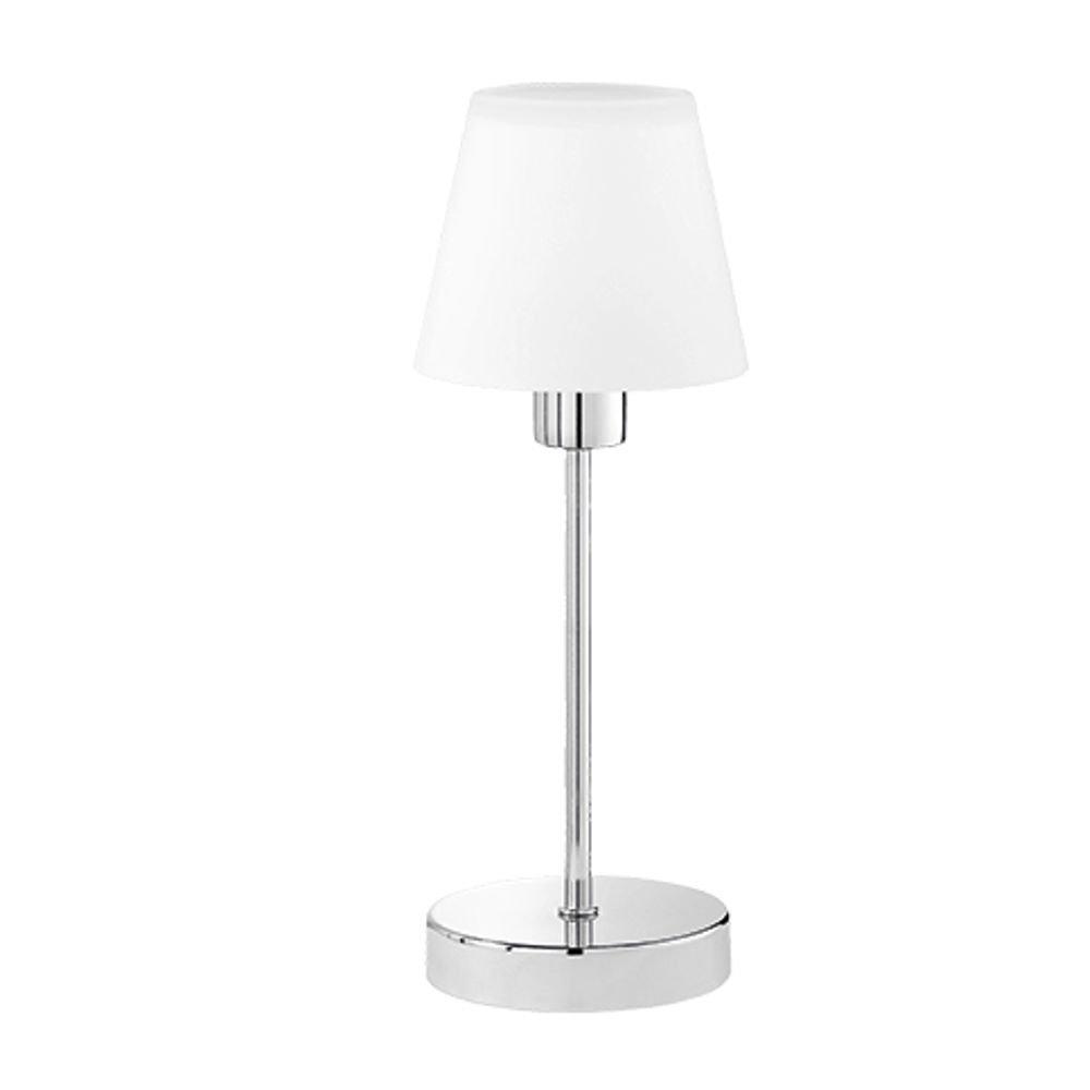 energie C, Tafellamp metaal-glas 1 lichtbron, Lux
