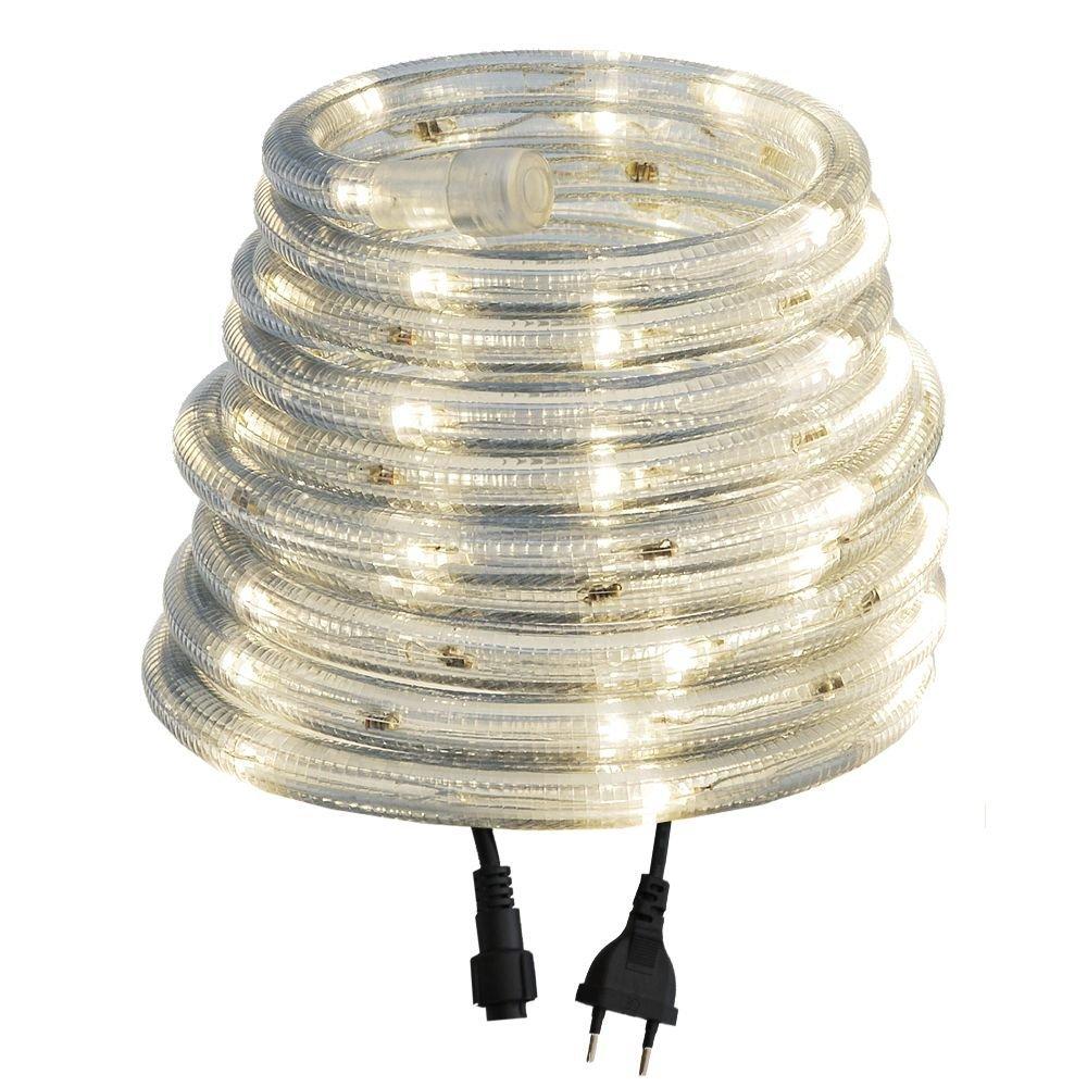 LED Lichtslang warmwit 36 Led\'s 230V
