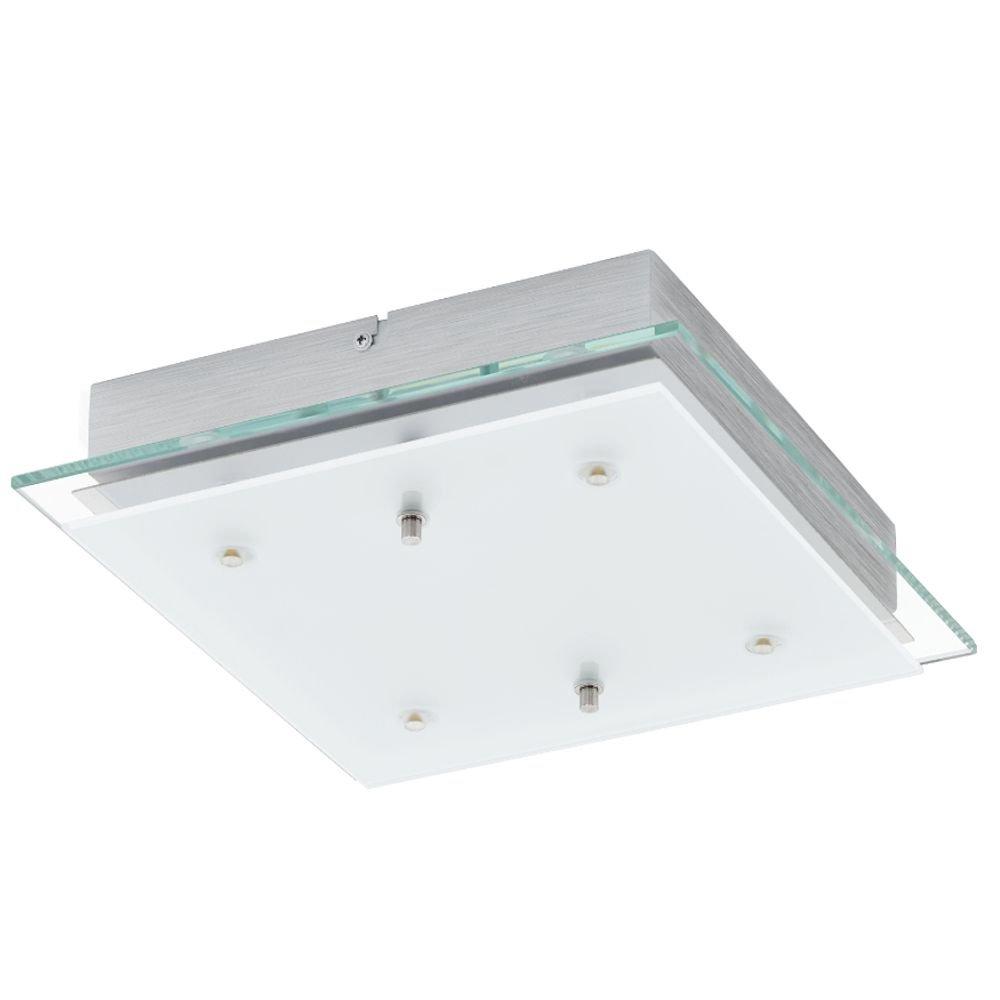 Eglo Vierkante plafondlamp Fres 2 Eglo 93888