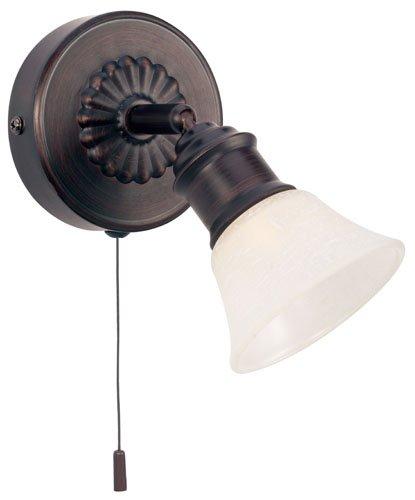 Sierlijke wandlamp Elma