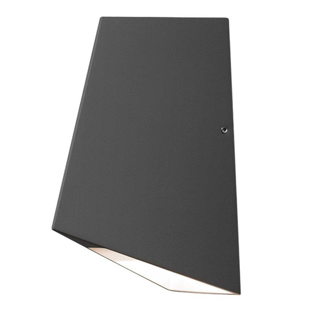 Wandlicht Imola wandlamp antraciet power LED 7928-370
