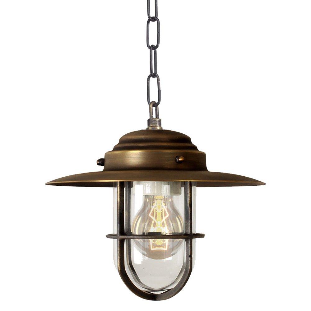 KS Verlichting Hanglamp Labenne antiek KS 1180