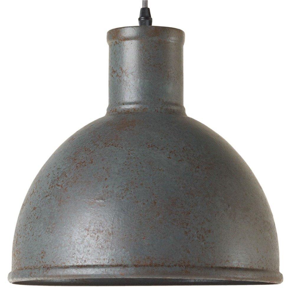 KS Verlichting Retro hanglamp Acido vintage grijs KS 6511