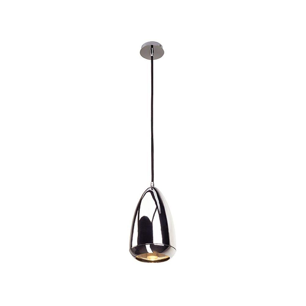 Fraai vormgegeven hanglamp OVO ES 111, wit