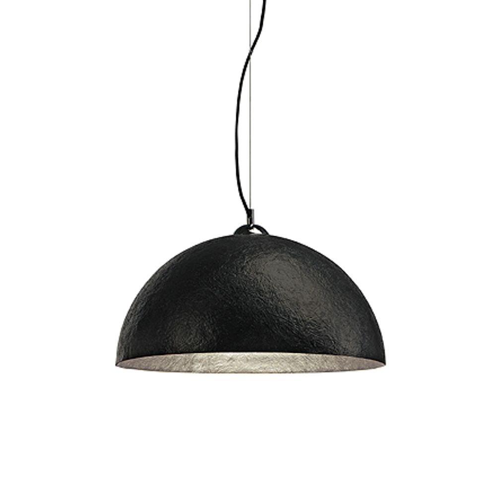 FORCHINI hanglamp groot, zwart zilver