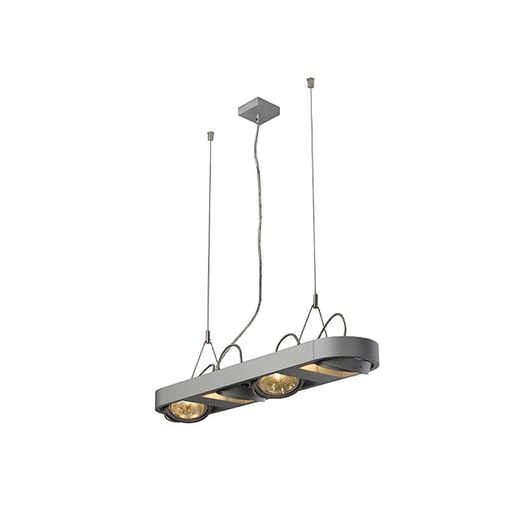 SLV - verlichting Eettafel lamp Aixlight R Long 111 SLV. 159074