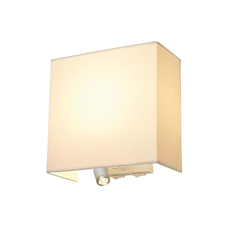 SLV Wandlamp Accanto 155673 E27 I Wit