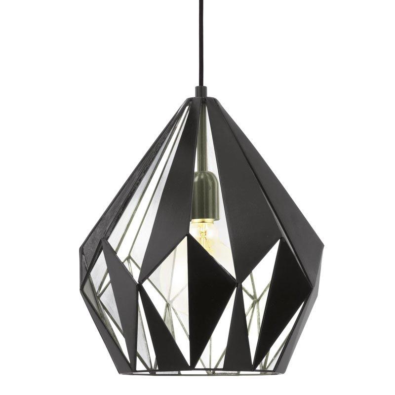 Eglo Hanglamp Carlton 1 Eglo 49255