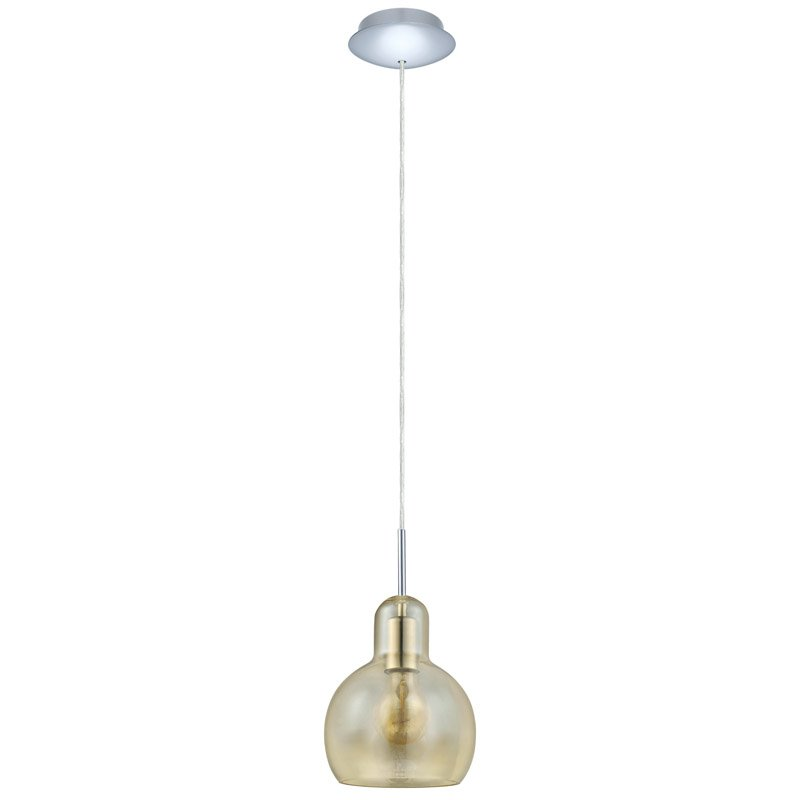 BRIXHAM hanglamp Vintage by Eglo 49267