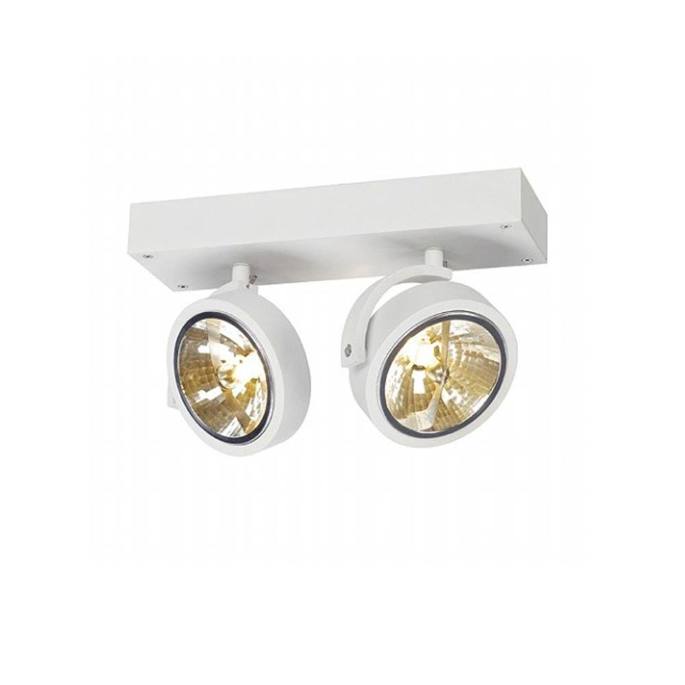 design spots kalu 2 qrb111 van slv verlichting kopen lampentotaal. Black Bedroom Furniture Sets. Home Design Ideas