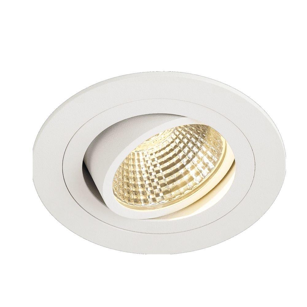 LED-inbouwlamp New Tria 113901 Wit