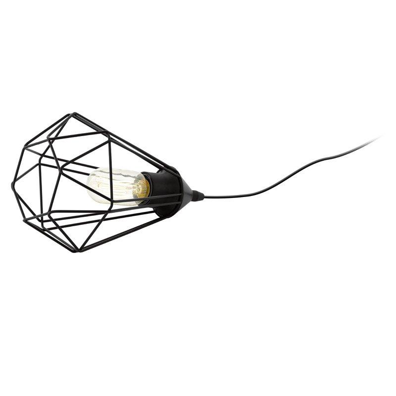 Eglo Tarbes Tafellamp Zwart
