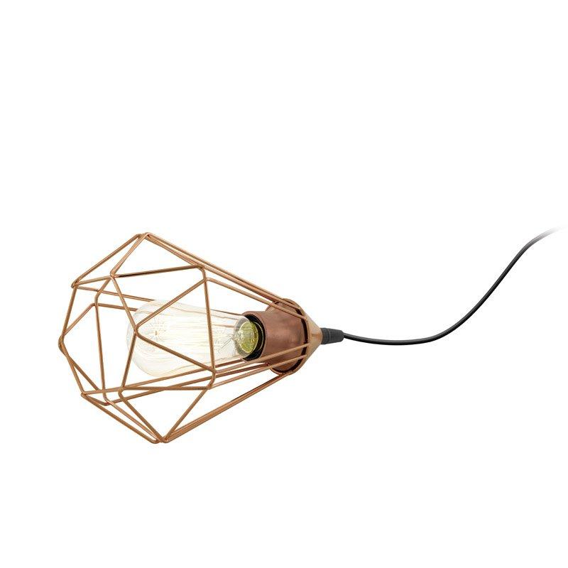 Eglo Tarbes Tafellamp Koper