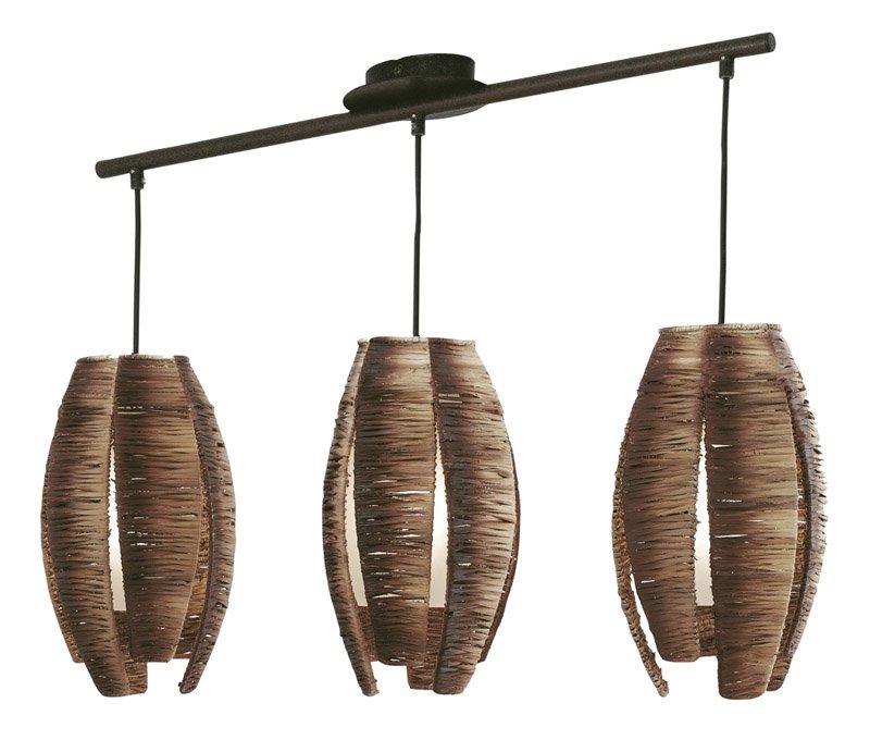 Eglo Landelijke hanglamp Mongu Eglo 91012
