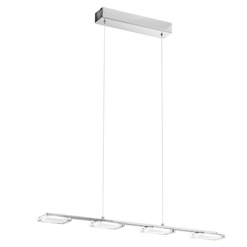 Eglo Moderne Hanglamp Cartama vierkant Eglo 94244