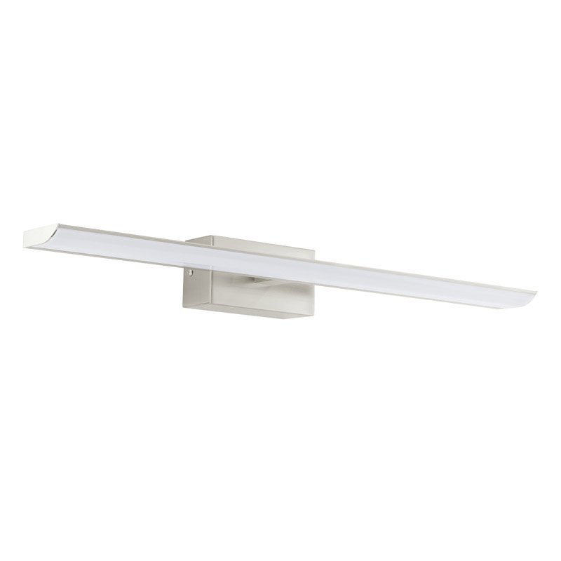 LED wandlamp L-605 nikkel-mat-wit TABIANO 94615