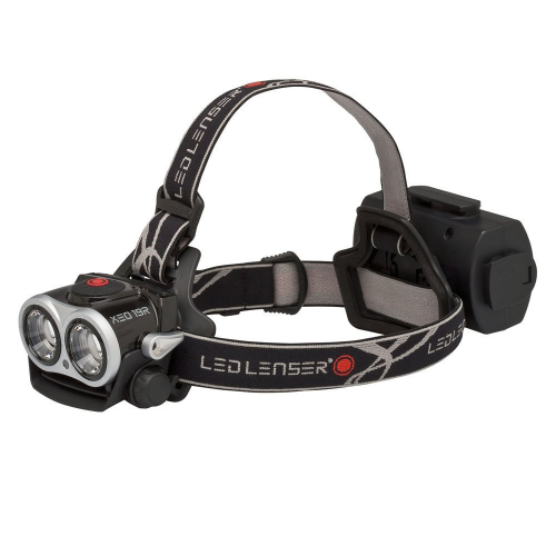 XEO-19RG Double Head rechargeable - Ledlenser 7219-X19RB - € 347,95