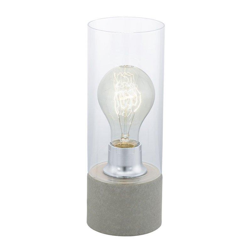 Eglo Torvisco Tafellamp Grijs 27 cm