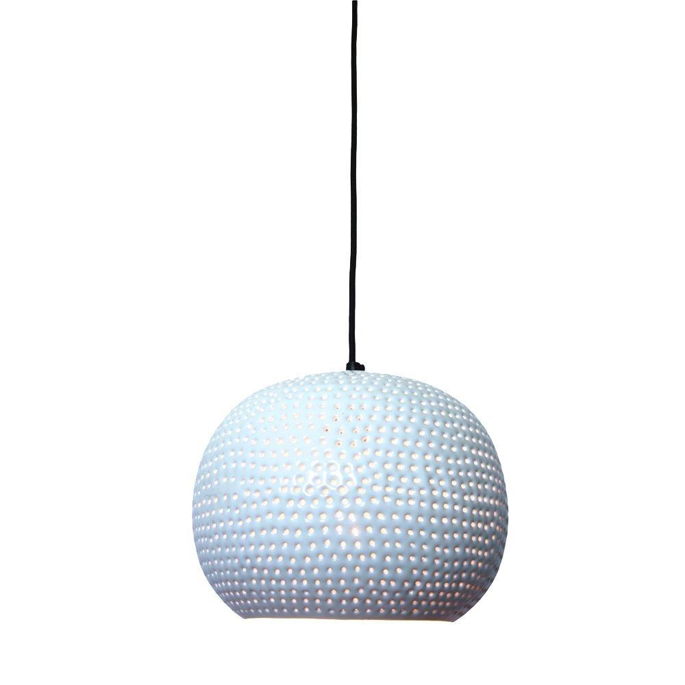 Urban Interiors Hippe hanglamp Spike Wit Ur. AI-PL-002WS