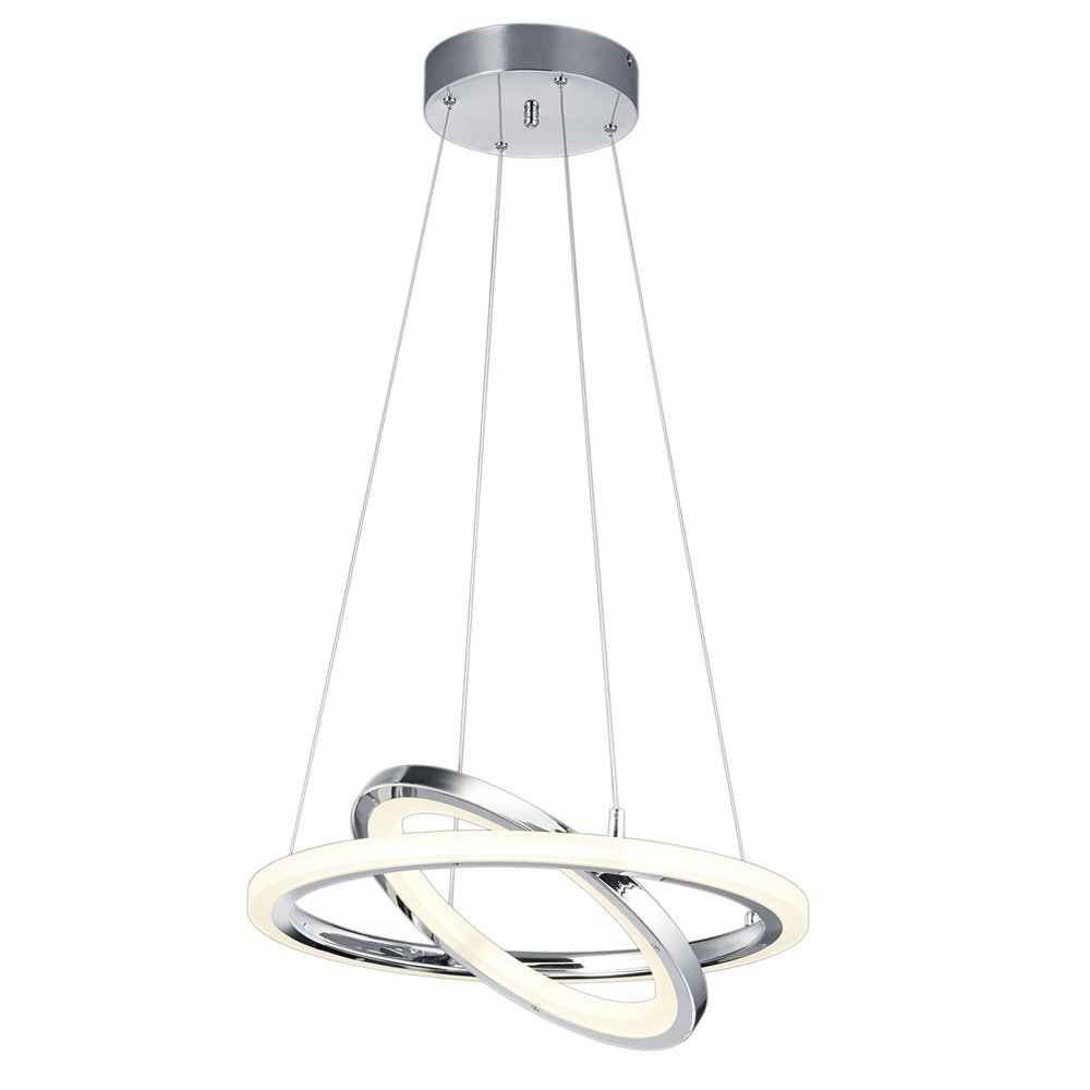 Trio international Design hanglamp Saturn Trio 376013606