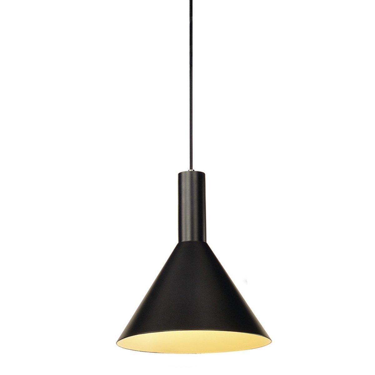 SLV - verlichting Zwarte hanglamp Phelia M SLV. 133310