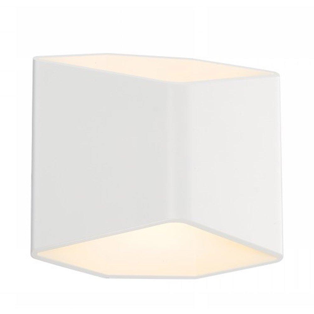 LED-wandlamp 7.6 W Warmwit SLV 151711 Wit