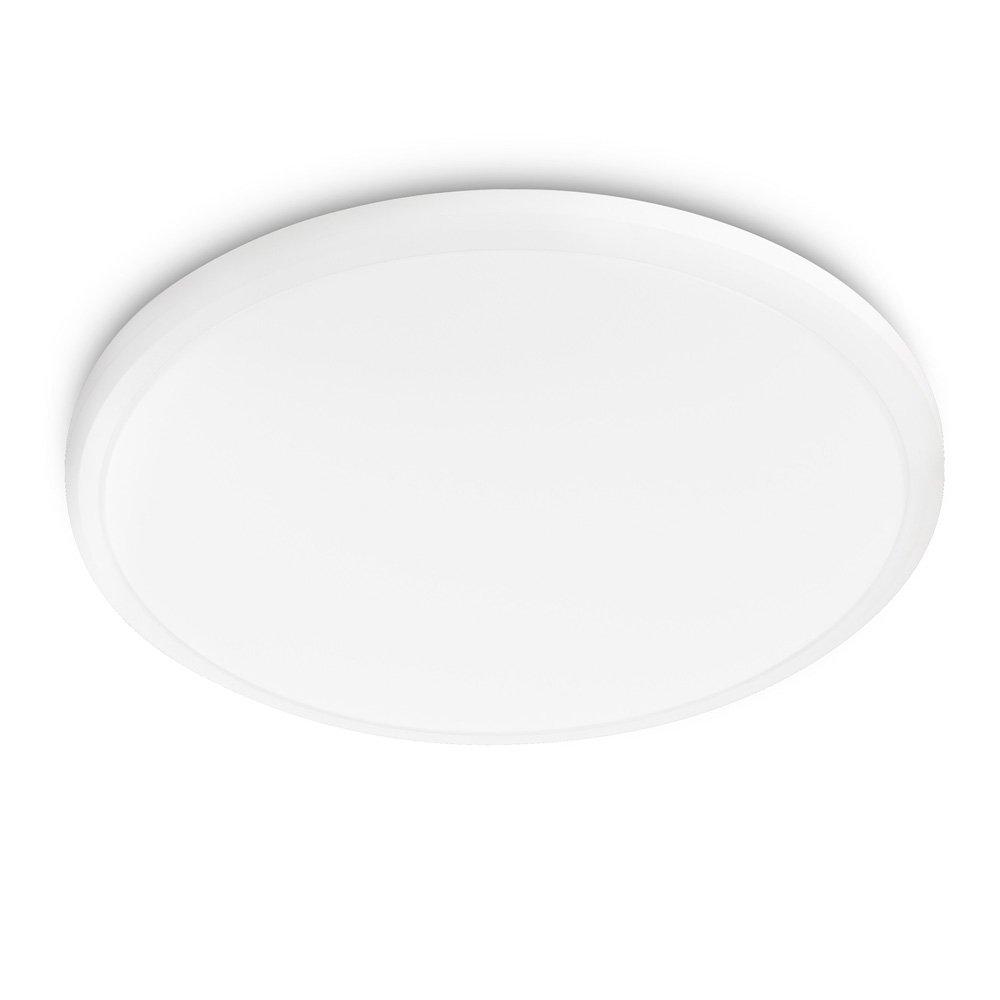 LED-plafondlamp 12 W Warmwit Wit Philips vol krullen 318143116