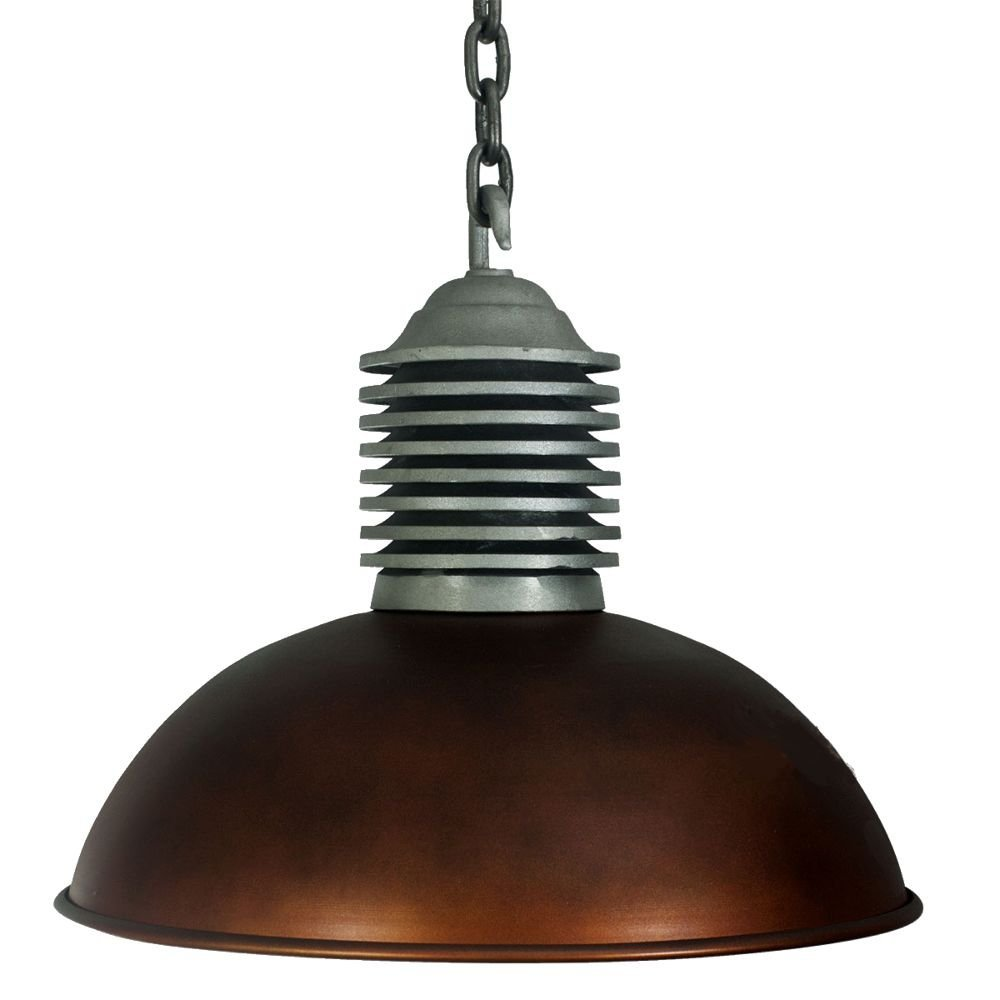 KS Verlichting Stoere hanglamp Old Industry KS 1200K8