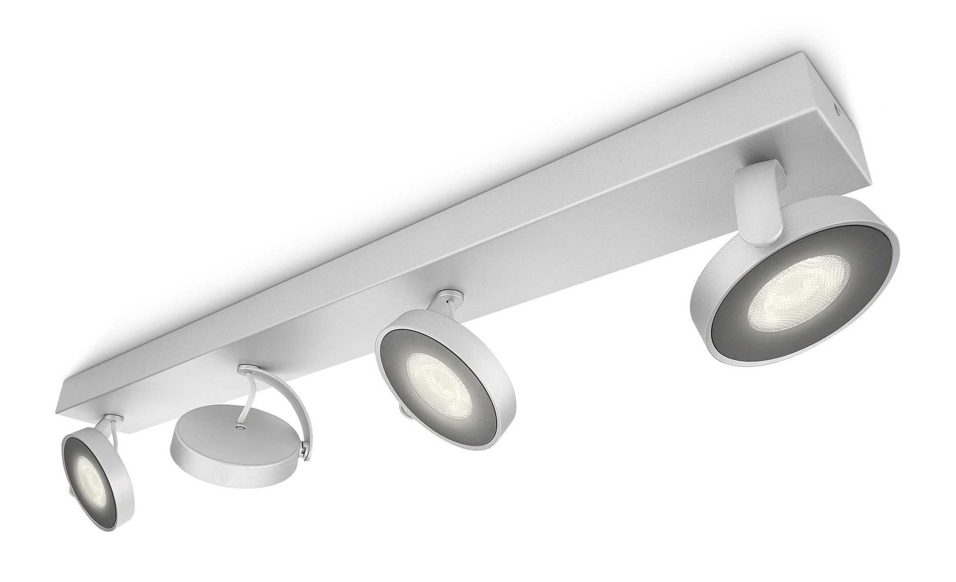 CLOCKWORK LED spotlamp MyLiving by Philips 53174-48-16