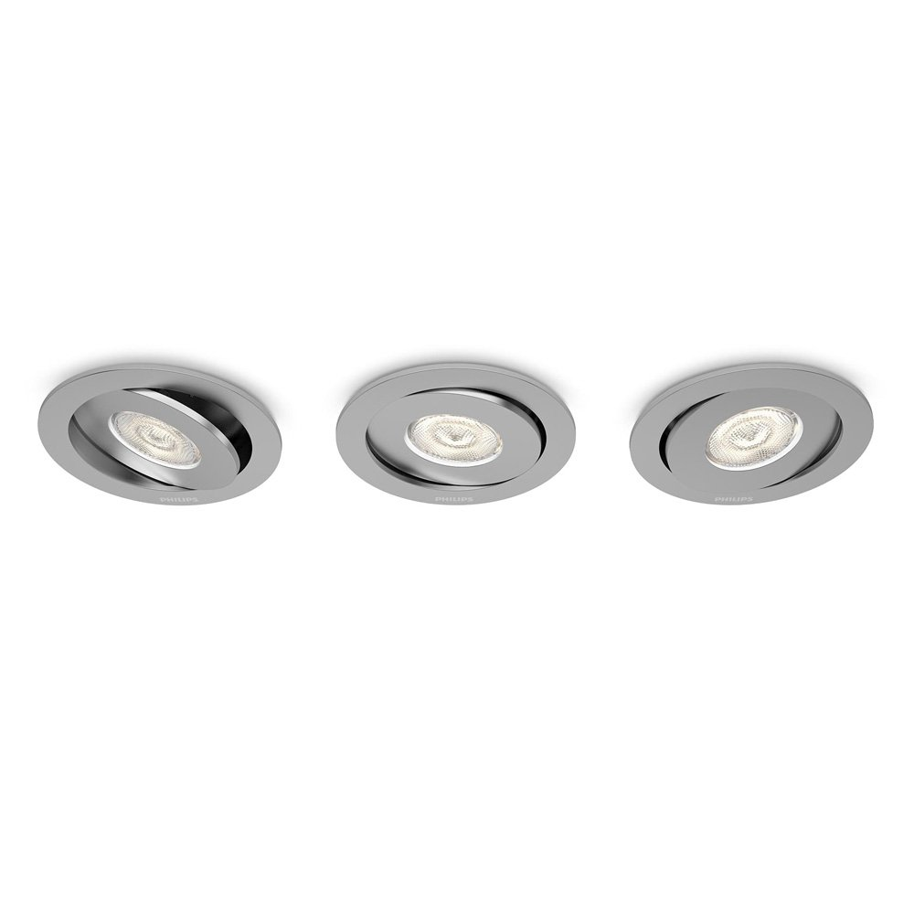 Philips Inbouwspots Asterope led Philips 591834816