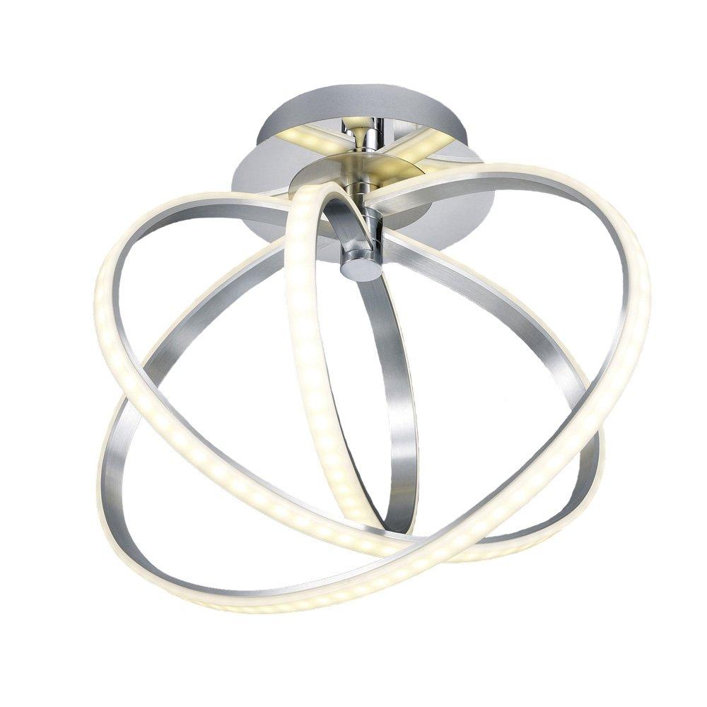 Trio international Ultra design plafondlamp Corland led Trio 674312406