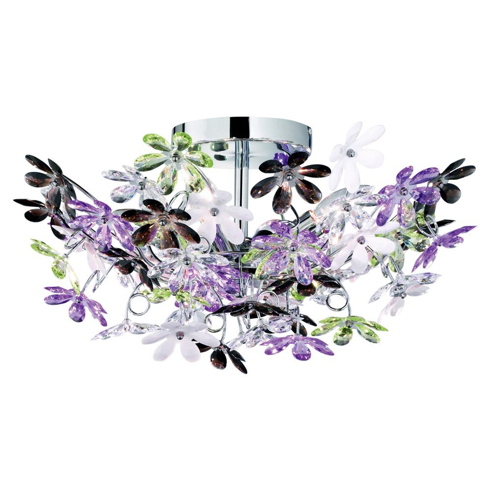 Plafonniere bloem