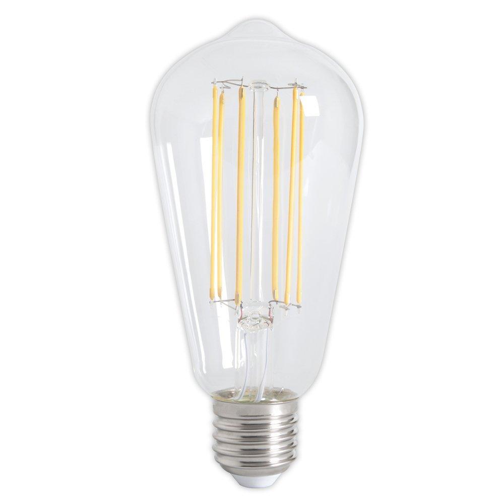 LED filament lang rustieklamp ST64 E27 240V 4W 350LM 2300K