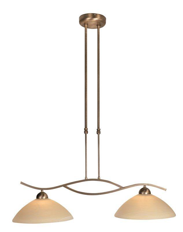 Steinhauer Eettafel hanglamp Capri Steinhauer 6836BR