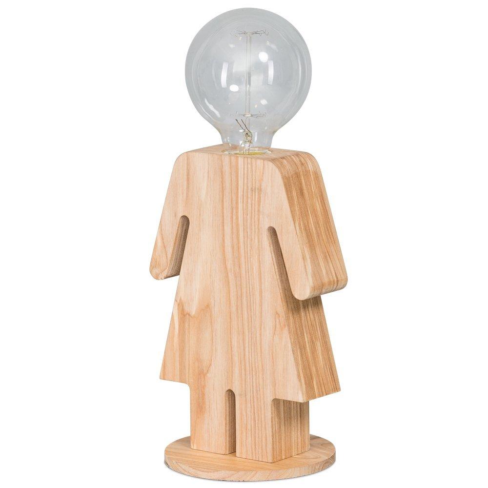 ETH Tafellamp Family Eve hout Eth. 05-TL3289-73
