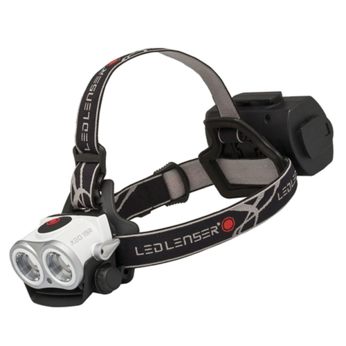 XEO-19RG Double Head rechargeable - Ledlenser 7319-X19RW - € 339,95