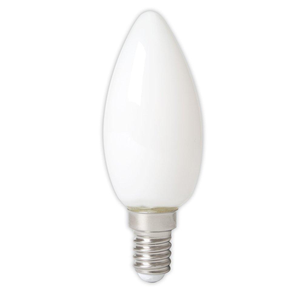 Calex kaarslamp LED filament 3.5W (vervangt 35W) kleine fitting E14 softone