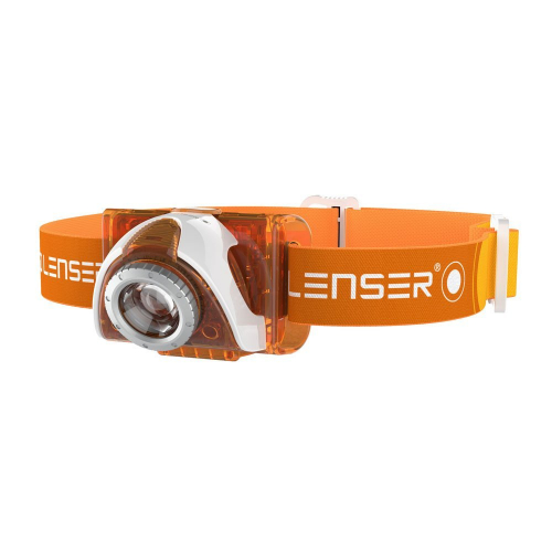 SEO3 SLT orange - Led-Lenser 6104-S3OR - € 38,95