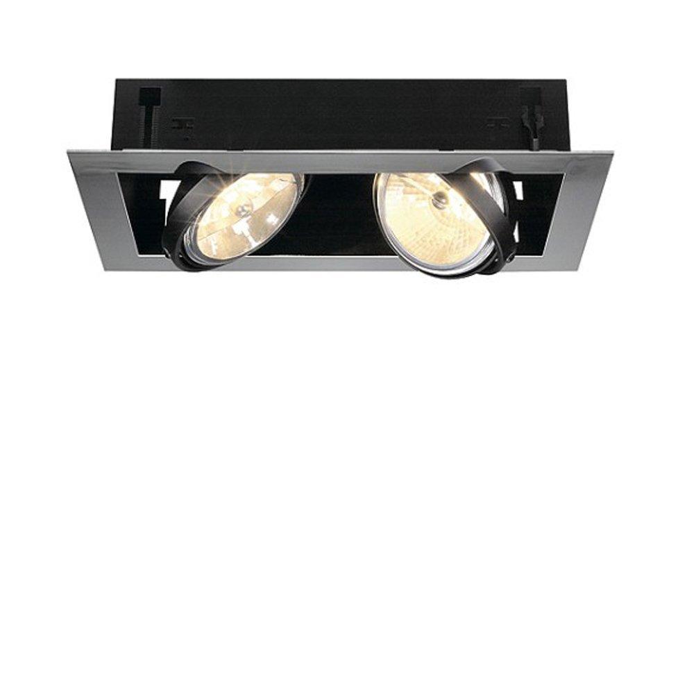 SLV - verlichting Inbouwspot Aixlight QR111 SLV. 154632
