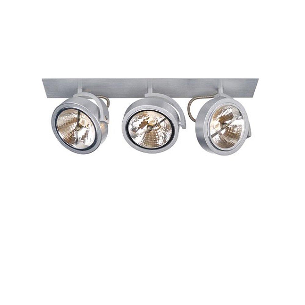 SLV - verlichting Robuuste plafondspots Kalu QRB111 SLV. 113426