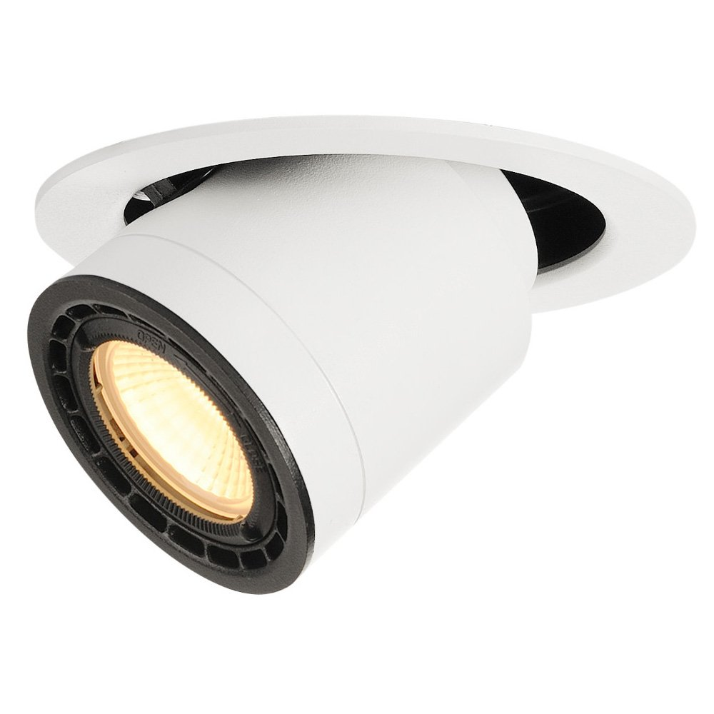 SLV - verlichting Inbouwspot Supros Mini 750 SLV. 116321