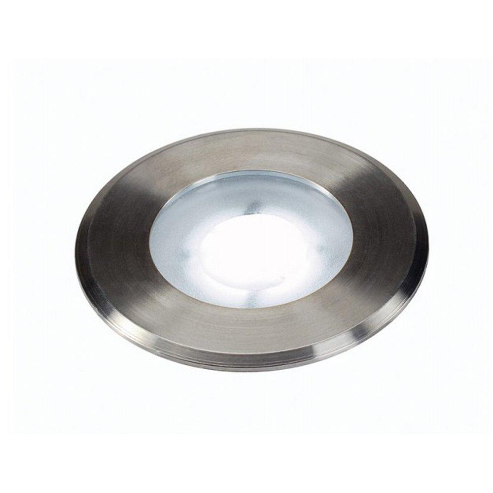 SLV DASAR FLAT LED 230V ROUND 4,3W LED wit, 228411