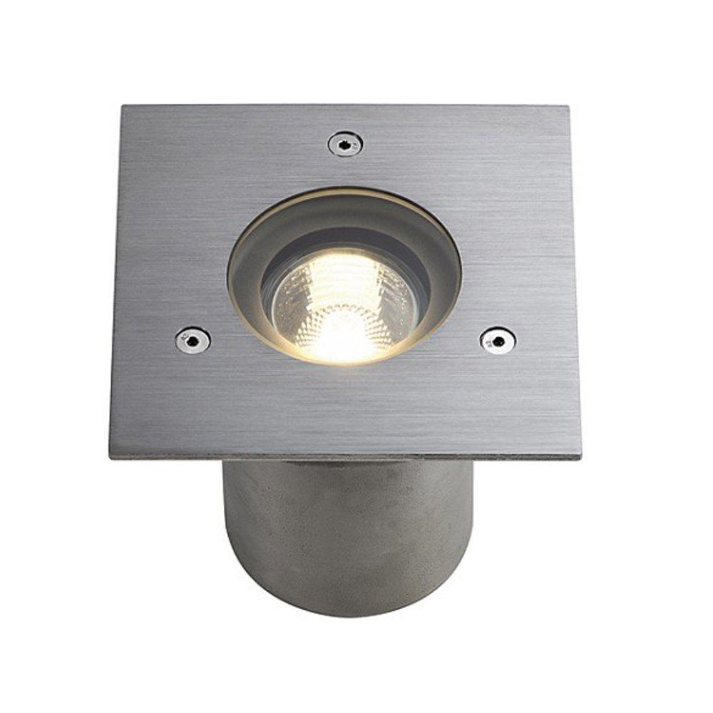 SLV - verlichting Vierkante grondspot N-TIC PRO SLV. 230914