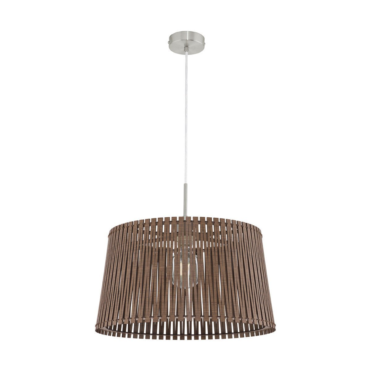 Eglo Hanglamp Sendero hout Eglo 96199