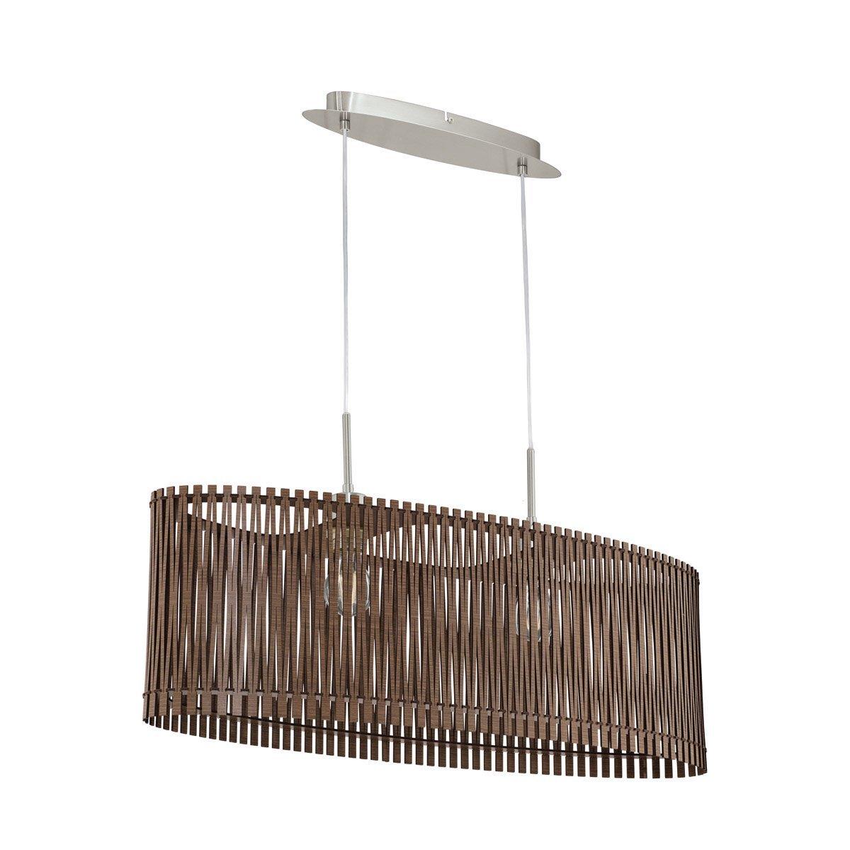 Eglo Hanglamp Sendero hout Eglo 96201