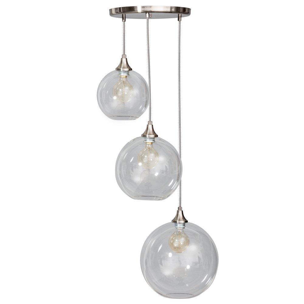 Glazen bol videlamp Calvello van ETH kopen   LampenTotaal
