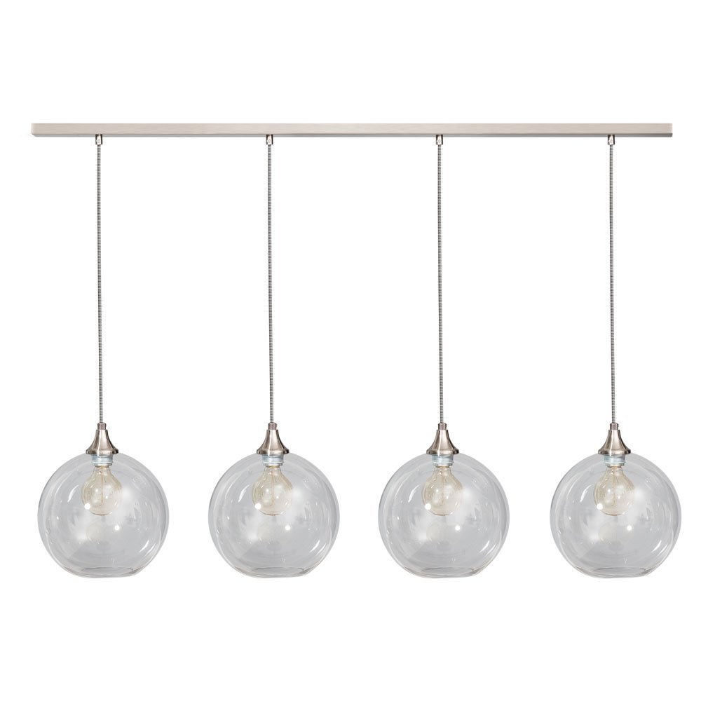 ETH Glazen bol eettafellamp Calvello Eth. 05-HL4411-60